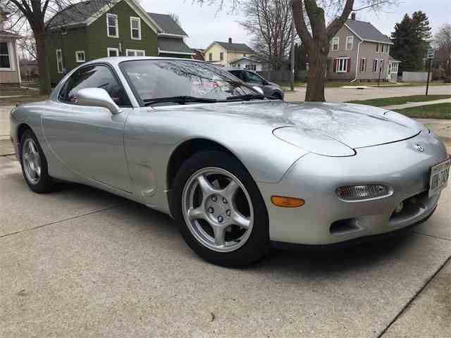 Picture of 1993 RX-7 located in Sheboygan Wisconsin Offered by a Private Seller - NDR8
