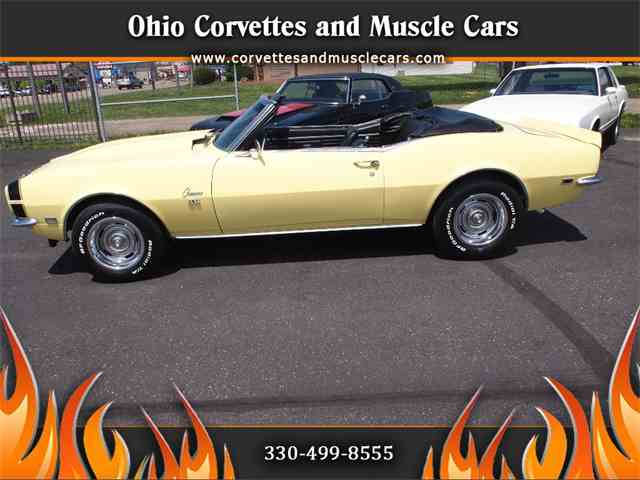 Picture of Classic 1968 Camaro - $35,500.00 Offered by  - NK49