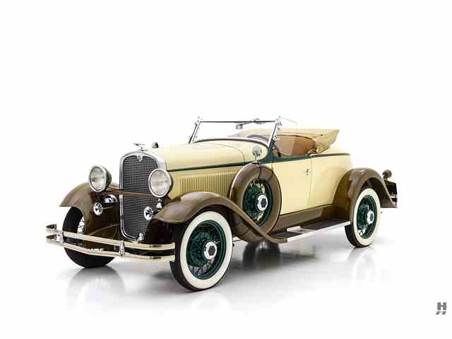 Picture of Classic 1931 Essex Super Six - $79,500.00 - NK4A
