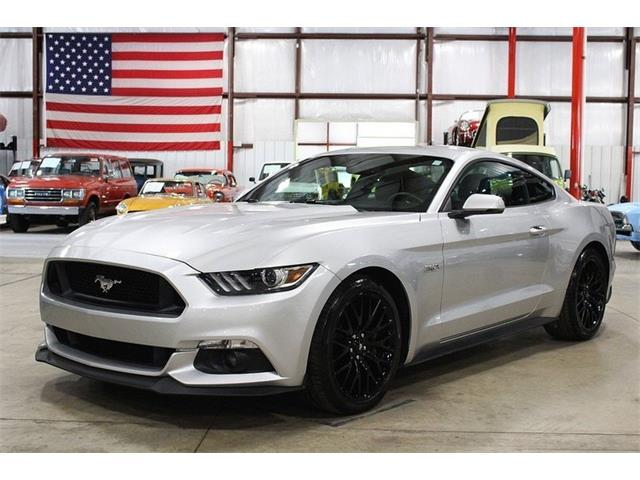 Picture of '15 Mustang - NK4B