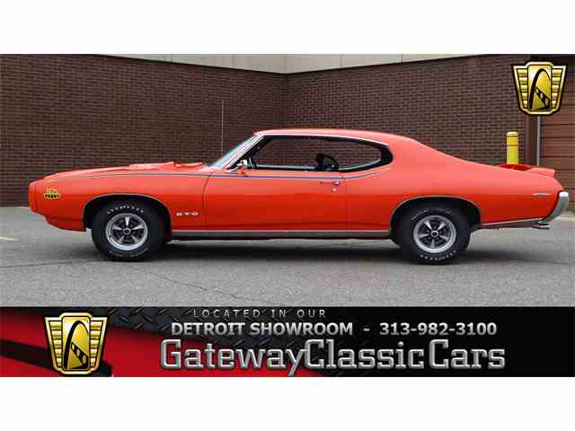 Picture of Classic '69 GTO - $79,000.00 Offered by  - NK4D