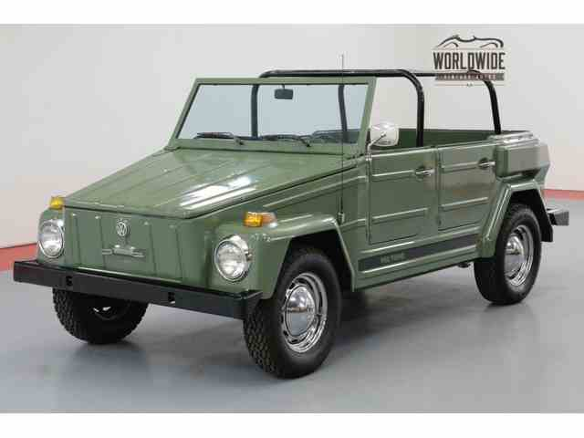 Picture of 1974 Volkswagen Thing located in Colorado Offered by  - NK4E