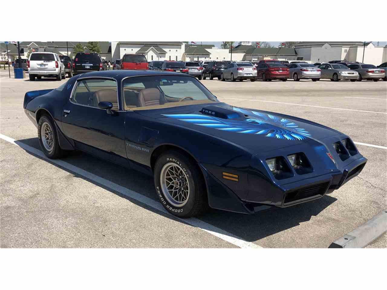 1980 Pontiac Firebird Trans Am for Sale   ClassicCars.com   CC-1099172