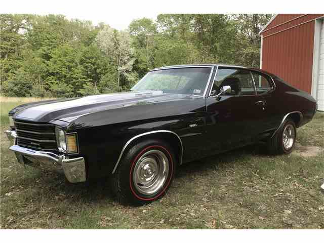 Picture of '72 Chevelle - NK4T