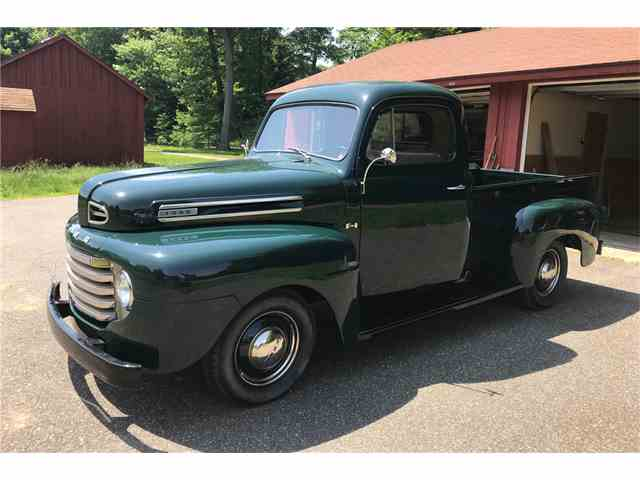 Picture of 1948 Ford F1 Auction Vehicle Offered by  - NK4U