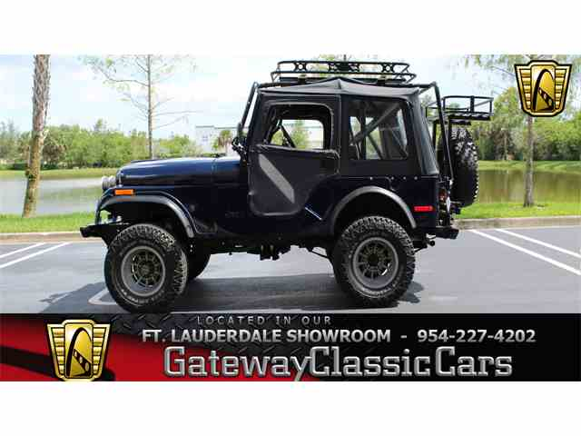 Picture of '75 Jeep CJ5 located in Coral Springs Florida Offered by  - NK54