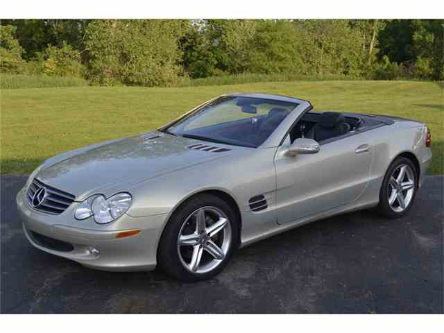 Picture of '03 SL500 located in Uncasville Connecticut Offered by  - NK5F