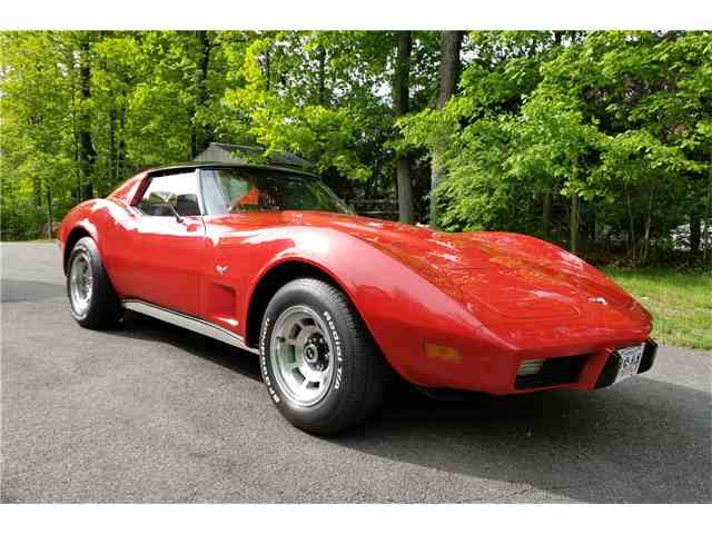 Picture of '77 Chevrolet Corvette Auction Vehicle - NK5T