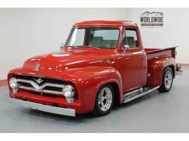 Picture of '55 F100 - NK66
