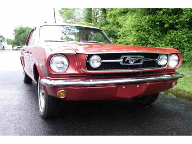 Picture of '66 Mustang GT Auction Vehicle - NK6C