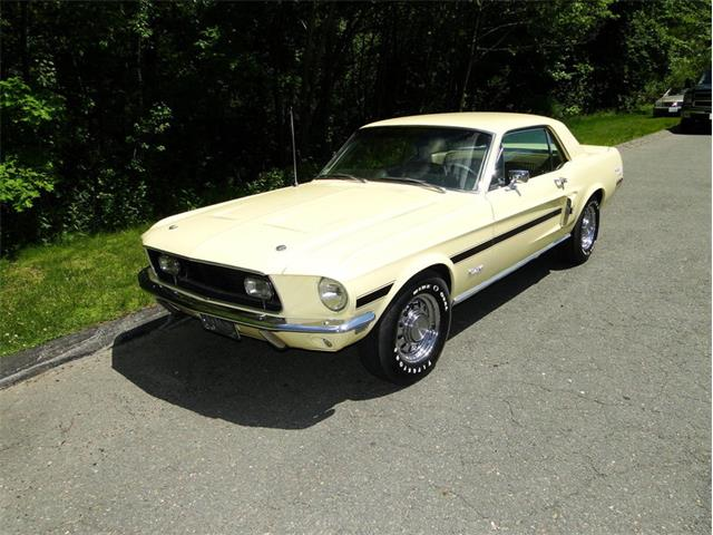 Picture of '68 Mustang - NK6E