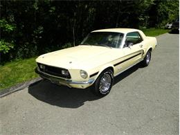 Picture of Classic 1968 Ford Mustang located in Beverly Massachusetts - $55,000.00 Offered by Legendary Motors LLC - NK6E