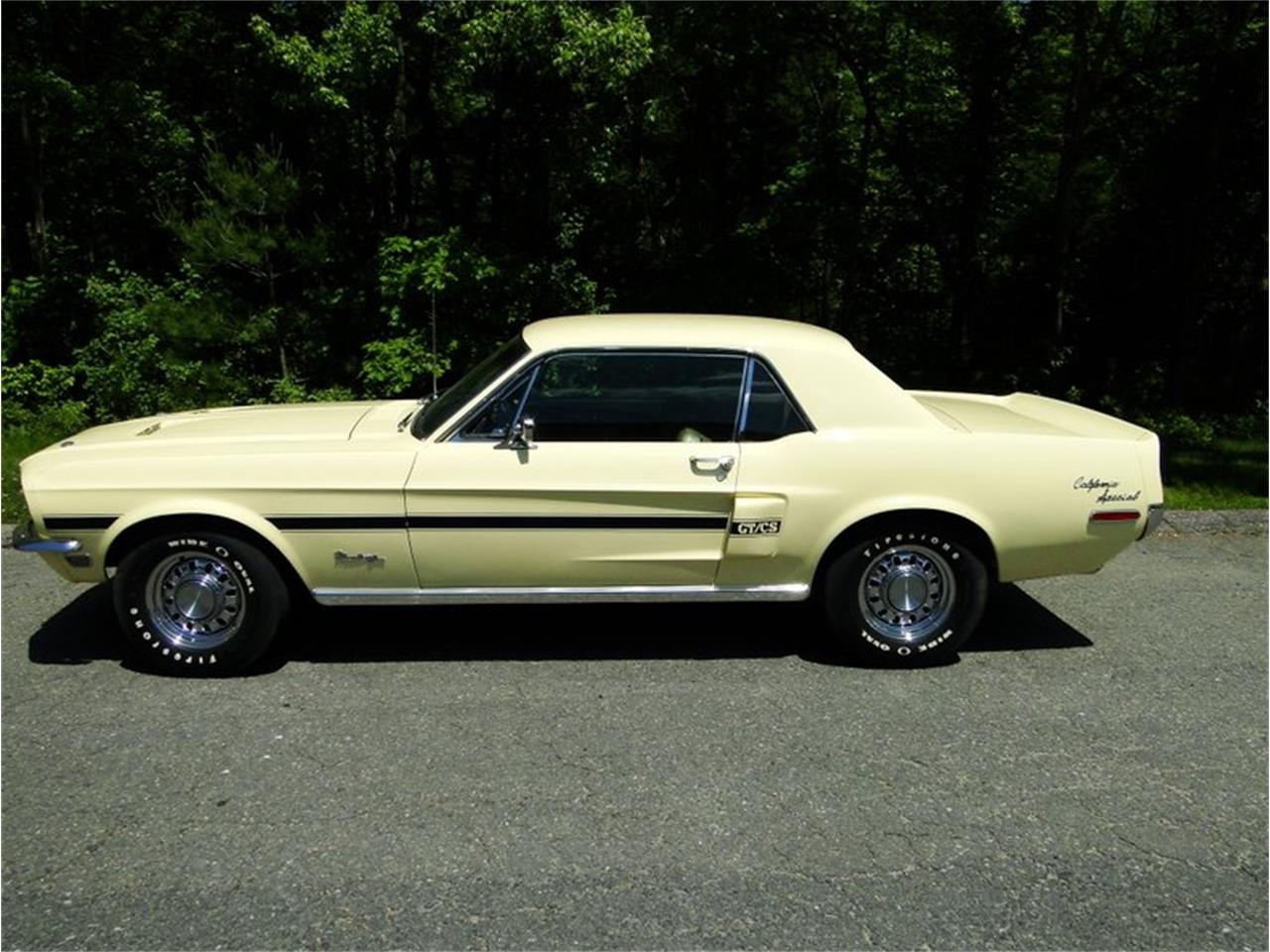 Large Picture of '68 Ford Mustang located in Beverly Massachusetts Offered by Legendary Motors LLC - NK6E