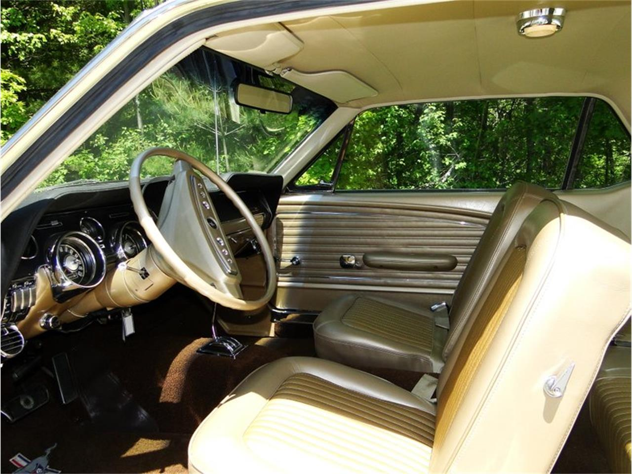 Large Picture of Classic '68 Mustang located in Massachusetts Offered by Legendary Motors LLC - NK6E