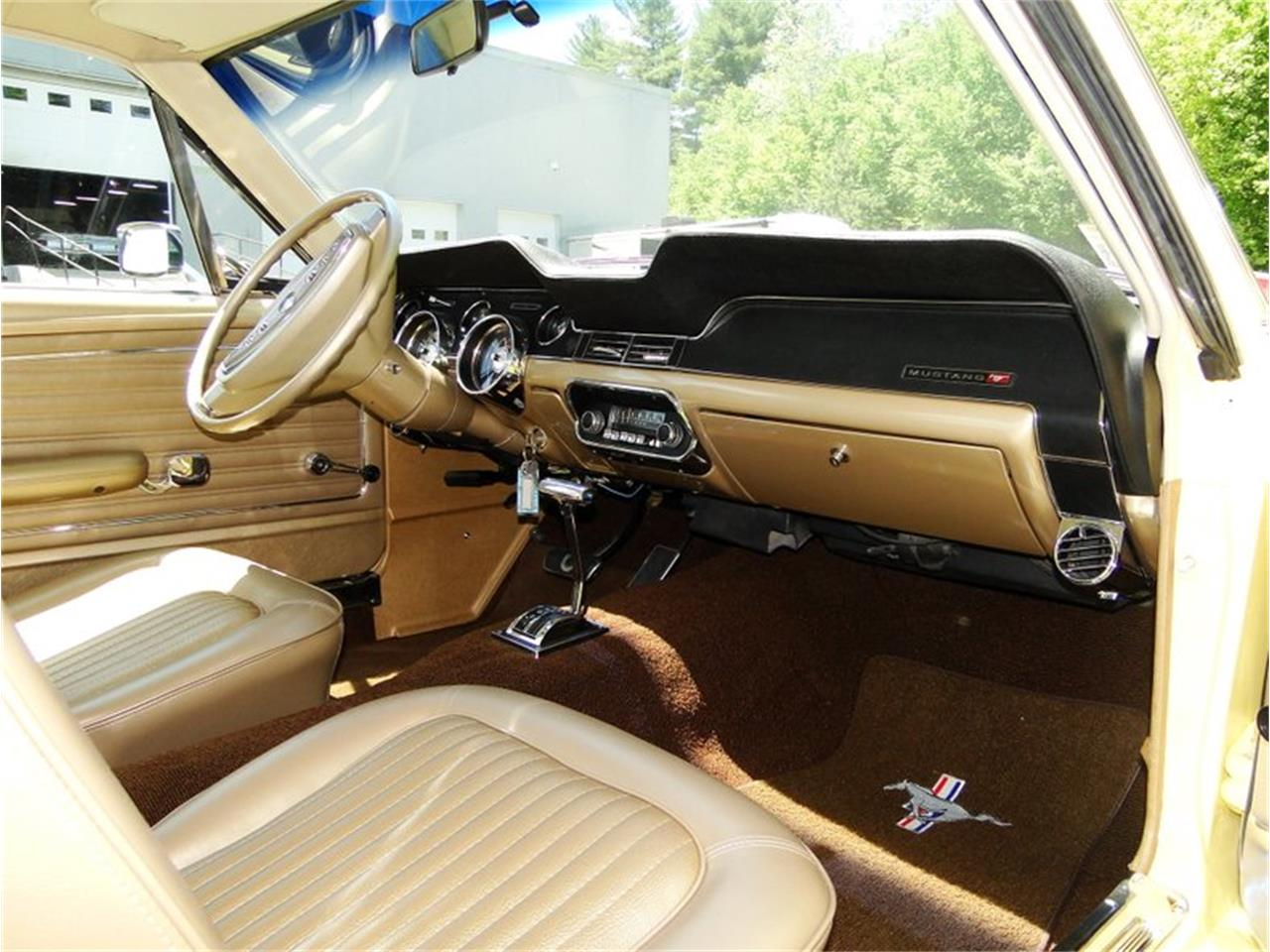 Large Picture of '68 Ford Mustang located in Massachusetts - $55,000.00 - NK6E