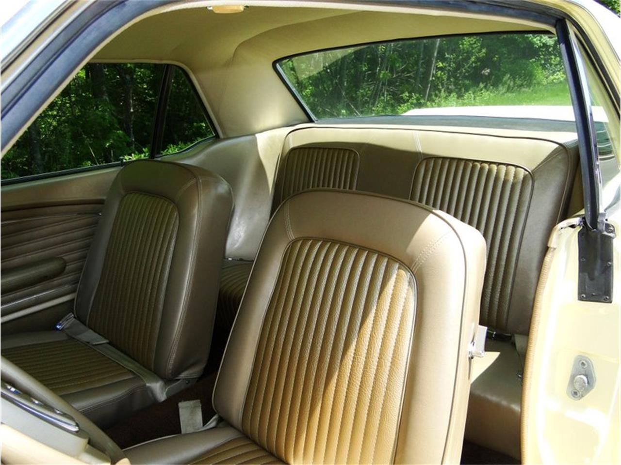 Large Picture of 1968 Ford Mustang located in Beverly Massachusetts - $55,000.00 Offered by Legendary Motors LLC - NK6E