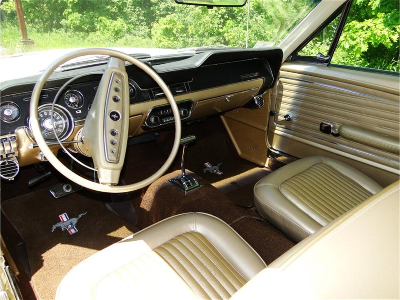 Large Picture of '68 Ford Mustang located in Massachusetts Offered by Legendary Motors LLC - NK6E
