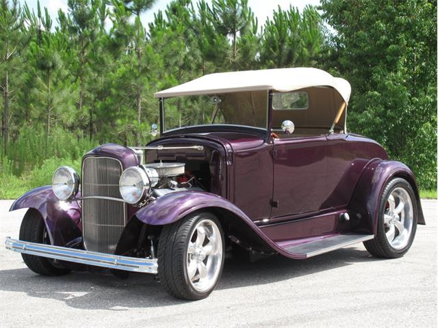 Picture of Classic '30 Ford Model A located in Florida Offered by  - NK6R