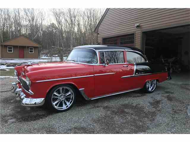 Picture of '55 Bel Air Auction Vehicle Offered by  - NK71