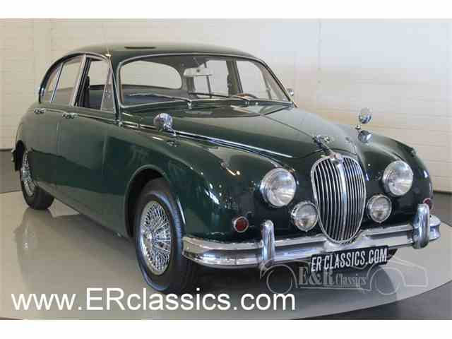 Picture of Classic 1966 Jaguar Mark II located in Noord Brabant Offered by  - NK7D