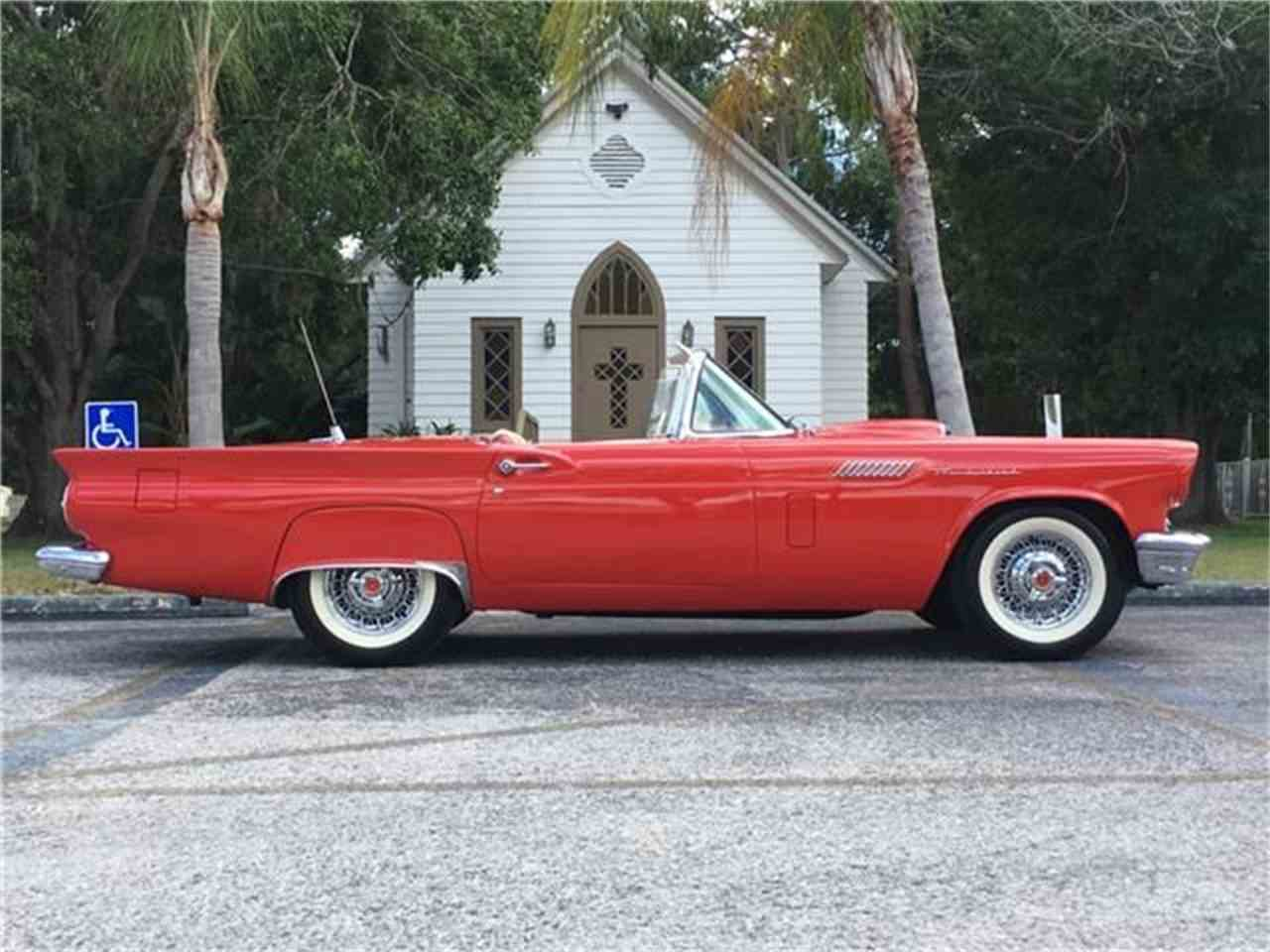 Large Picture of '57 Thunderbird - NK7J