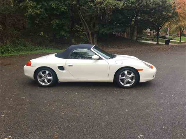 Picture of '01 Boxster - NK8L