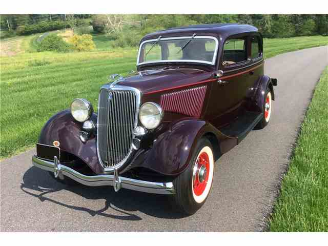Picture of '34 Victoria - NK8X