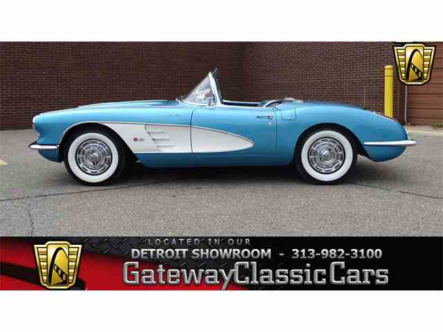 Picture of 1959 Corvette located in Michigan Offered by  - NK8Z