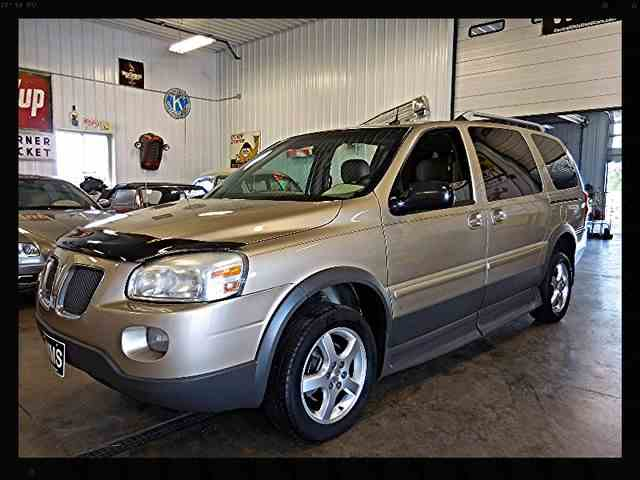 Picture of 2006 Pontiac Montana - $4,500.00 Offered by  - NK92