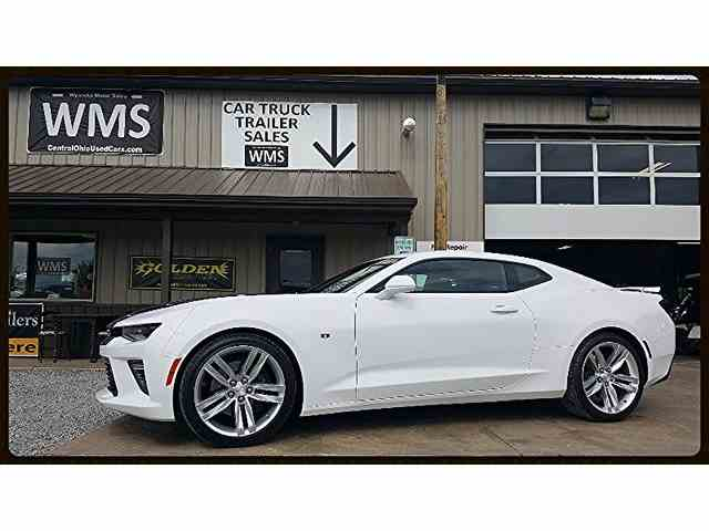 Picture of '16 Chevrolet Camaro - $34,800.00 Offered by  - NK96