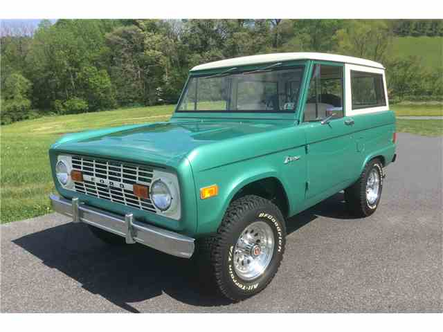 Picture of '77 Bronco - NK9A