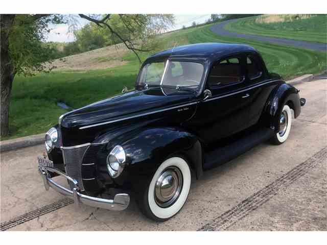Picture of 1940 Ford Deluxe located in Connecticut Auction Vehicle Offered by  - NK9C
