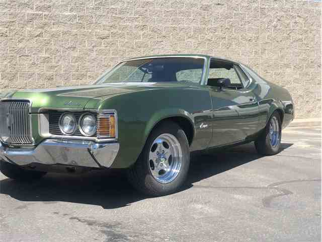 Picture of '72 Cougar - NK9D