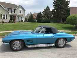 Picture of Classic '67 Corvette Offered by Carlisle Auctions - NDRR
