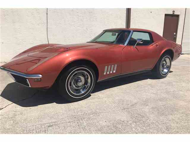 Picture of 1968 Corvette located in Uncasville Connecticut Auction Vehicle - NK9W