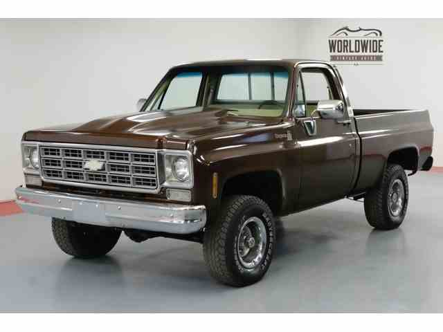 Picture of '78 K-10 Offered by  - NKAR