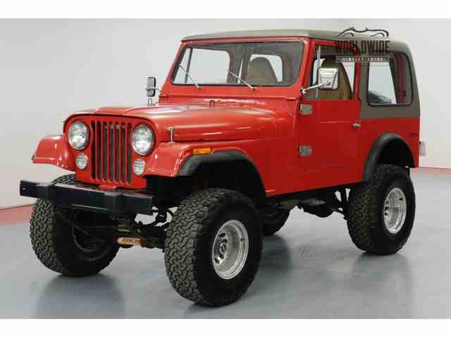Picture of '80 CJ7 - NKB1