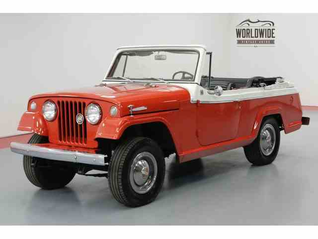 Picture of Classic 1967 Jeepster located in Denver  Colorado Offered by  - NKBA