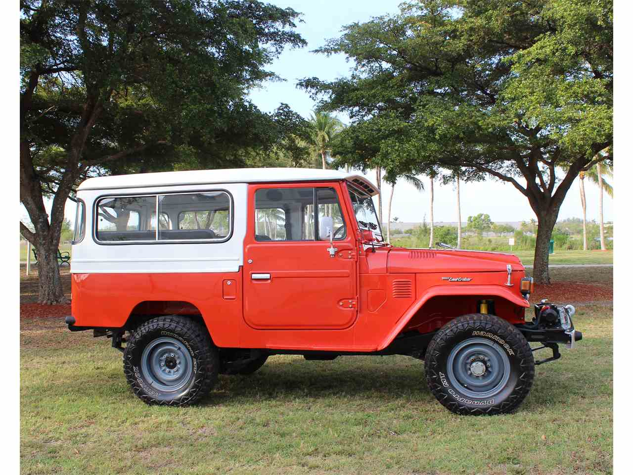 Large Picture of '78 Land Cruiser FJ - NKBF