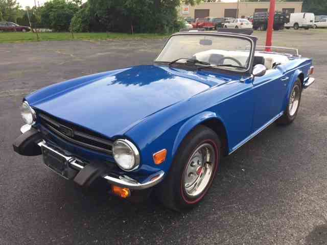 Picture of '76 TR6 - NKBG