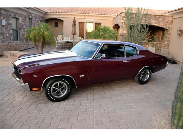 1970 Chevrolet Chevelle Ss For Sale On Classiccars Com 50 Per Page