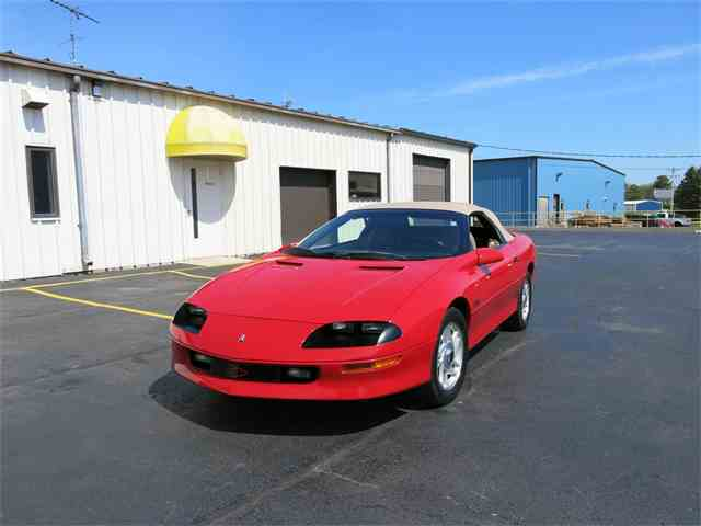 Picture of 1995 Camaro Z28 located in Manitowoc Wisconsin - $12,500.00 - NKBP