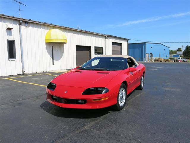 Picture of 1995 Chevrolet Camaro Z28 located in Manitowoc Wisconsin Offered by  - NKBP