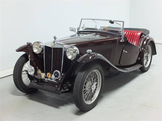 Picture of Classic '49 MG TC - $25,950.00 Offered by a Private Seller - NKBU