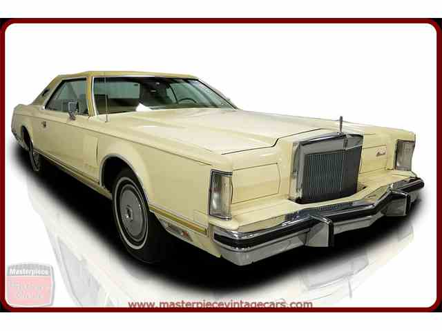 Picture of '77 Lincoln Continental Mark V Offered by  - NKCA