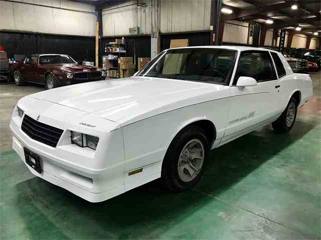 Picture of '87 Monte Carlo SS - NKCH