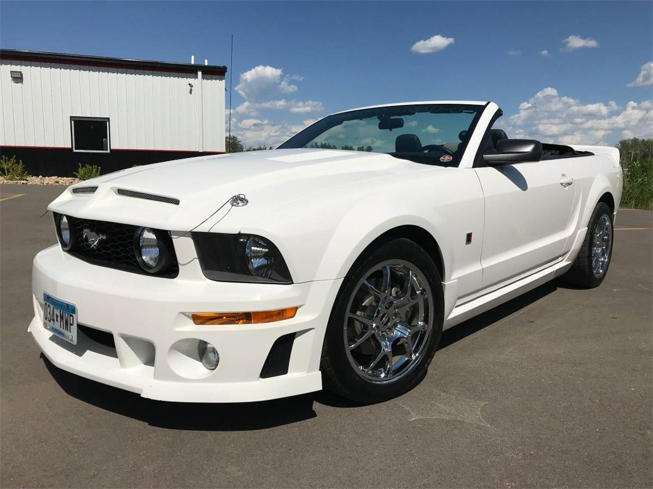 2006 Ford Mustang Roush For Sale Classiccars Com Cc 1099460