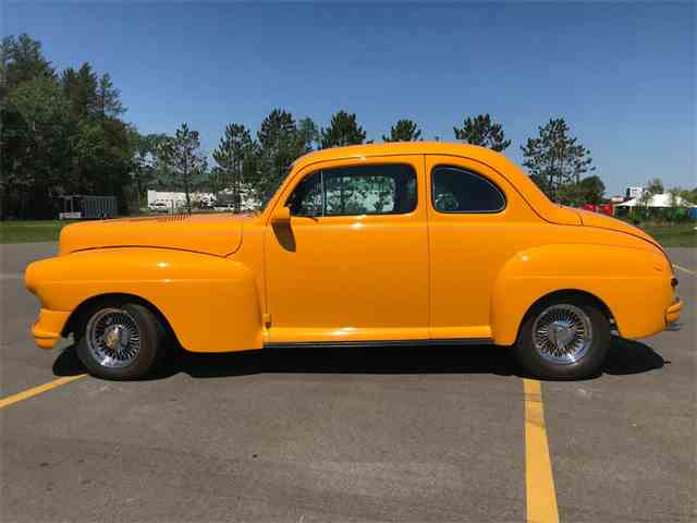 Picture of 1946 Mercury 2-Dr Coupe located in Brainerd Minnesota - NKCL