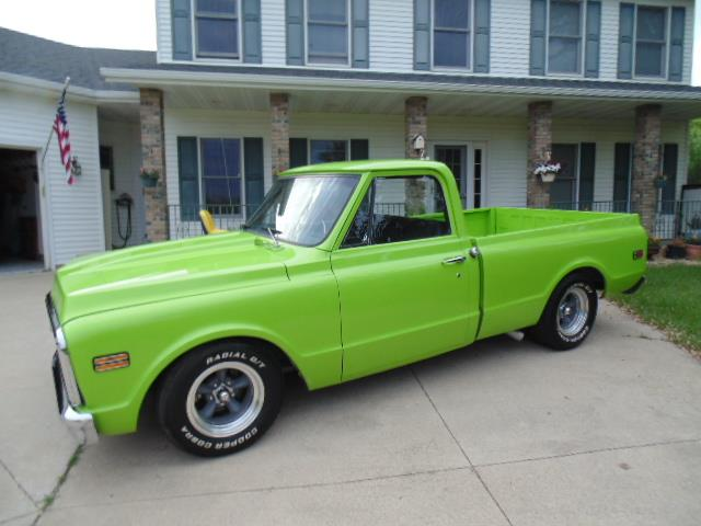 Picture of Classic '69 Chevrolet C10 located in Rochester,Mn Minnesota - $15,999.00 Offered by  - NKCR