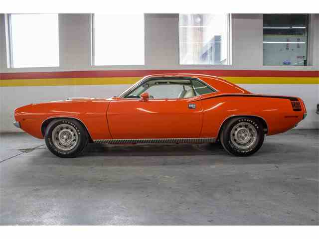 Picture of Classic 1970 Cuda Auction Vehicle - NKCU